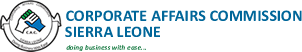 corporate affairs commission sierra leone logo